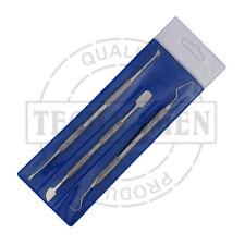 Dental Lab Denti Cleaner Scaler SONDA REMOVER wax carver Carving strumenti di modellazione