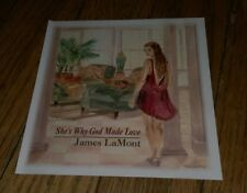 James LaMont CD She's Why God Made Love He Ain't Heavy He's My Brother Popera