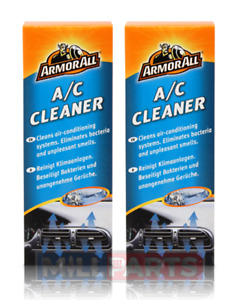 2 X Armorall Air Con Bomb Cleaner Conditioning Purifier Fresh Scent Odour STP