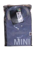 MINI Cooper Men's Dress Shirt XL Light Blue