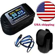 CONTEC FDA Approved Fingertip Pulse Oximeter, Blood Oxygen, SPO2 Monitor CMS50D