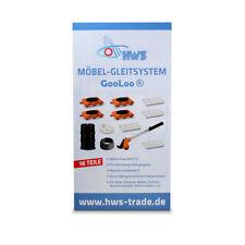 HWS GooLoo Möbel-Gleitsystem Möbelgleiter Möbelheber