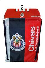Chivas De Guadalajara Official Licensed Soccer Drawstring Cinch Sack Bag