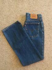 Womens Levis 517 Vintage Jeans Size 11 Jr Boot Cut Slim Fit USA made J02