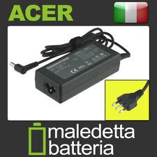 Alimentatore 19V 3,42A 65W per Acer TravelMate 5730