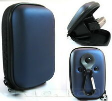 Blue Camera case bag for sony DSC WX350 HX60 HX20 HX30 HX9V HX7V Digital camera