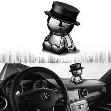 Magnetic Car Mount 360° Rotation Phone Tablet Holder Stick On Dashboard Hat Man