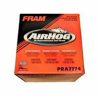 Fram PRA7774 High Performance Air Hog Filter - Washable Reusable BRAND NEW!