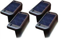 MAXSA 47332 Solar-Powered Deck Light