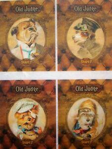Rice Paper for Decoupage Scrapbook and Craft Dogs Old Judge 346