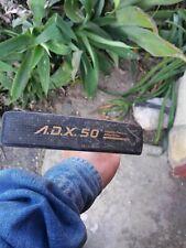 "RARE YONEX ADX 50 GRAPHITE PRECISION MILLED PUTTER 36"" LONG GRAPHITE SHAFT"