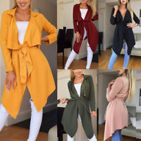 Fashion Women Ladies Long Sleeve Sweater Top Casual Cardigan Outwear Coat Jacket