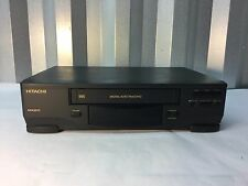 New listing Hitachi Vt-Mx211A Vhs Vcr Player -Tested And Works Great- Good Condition