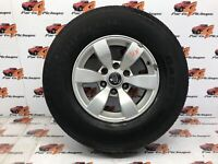 Ford Ranger Alloy wheel Continental crosscontact lx 255 70 r16  2006-2012