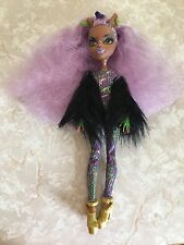 "Monster High 11"" Doll CLAWDEEN WOLF WEREWOLF GHOUL'S RULE"