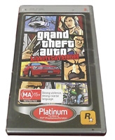 Grand Theft Auto: Liberty City Stories Sony PSP Game