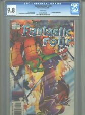 Fantastic Four #415 CGC 9.8 (1996) Onslaught Highest Grade White Pages