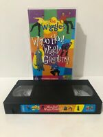 THE WIGGLES VHS – WHOO HOO! WIGGLY GREMLINS! Original Cast