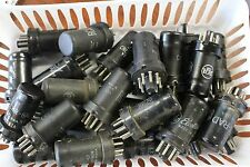 6AC7 LOT (Qty 50) - GE, KENRAD, RCA & ETC. ALL TESTED STRONG