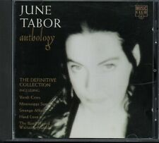 JUNE TABOR - Anthology - CD Album *Best Of**Greatest Hits**Collection**Singles*
