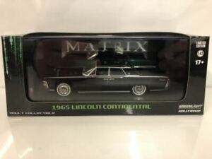 Matrix 1965 Lincoln Continental 1:43 Scale Greenlight 86512