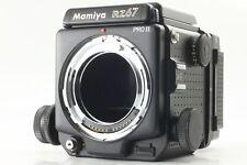 [Mint] Mamiya RZ67 Pro II Medium Format Camera + Pro II 120 Back Japan #2260