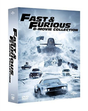 Universal Pictures - Fast&furious 8 Movie Collection