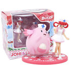 POKEMON - FIGURA JOY & CHANSEY / JOHI & LUCKY FIGURE 11cm