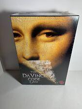 The DaVinci Code Board Game SEALED in original plastic.