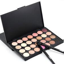 Eyeshadow Palette Smokey Makeup Eye Nude Cosmetic Chocolate Brown 28color Popula