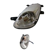 Front Driver Left Genuine Headlight & Turn Signal Parking Light no Fog Lamp GM