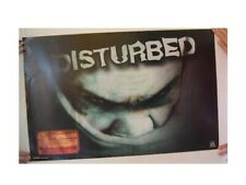 Disturbed Poster Monster Commercial