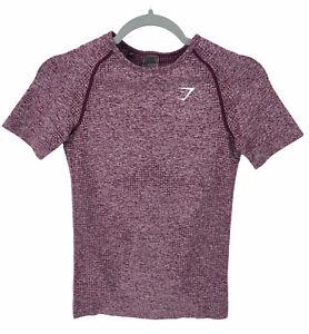 Gymshark Medium Vital Seamless Short Sleeve Athletic Top - Women's