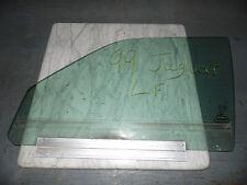 OEM 1999 Jaguar XJ8 Front Driver's Side Glass Window Pane 97-03
