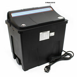 Verschiede Modelle SunSun Bio Filter CBF-200 Filteranlage Durchlauffilter Teich