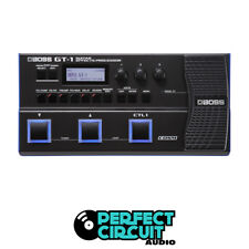 Roland Boss GT-1 Guitar Effect Processor EFFECTS - NEW - PERFECT CIRCUIT