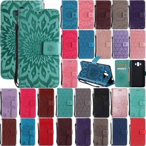 For Huawei Mate 10 Pro P20 Lite Wallet Card Holder Flip Stand Leather Case Cover
