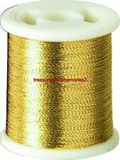 Clover KANTAN COUTURE GOLD 9902 Bead Embroidery Tool Thread