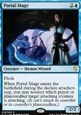 Portal Mage  NM - Commander 2017  MTG Magic Blue Rare