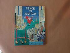 Alice Provensen - Punch in New York - Viking Kestrel - Prima edizione 1991