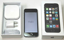 Apple iPhone 5s - 16GB - Space Gray (Unlocked) A1533 (CDMA + GSM) SEALED BOX
