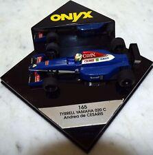 Onyx 1:43 165 Tyrrell Yamaha 020C, Andrea de Cesaris
