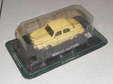 Auto RENAULT DAUPHINE - DEL PRADO NUOVA Scale Model 1/43 Box metal die cast