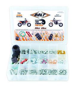 Pro-Pack Nuts & Bolts Kit Fits KTM 50SX 2002 2003 2004 2005 2006 2007 2008