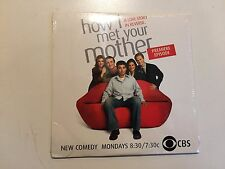 How I Met Your Mother - DVD - Premiere Episode - RARE