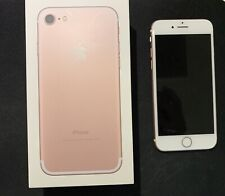 Apple iPhone 7 - 128GB - Rose Gold (Unlocked)