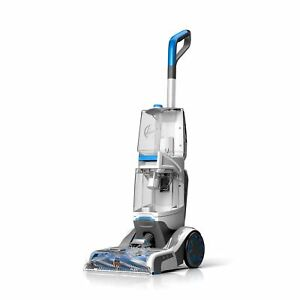 Hoover FH52001 Smartwash Automatic Upright Carpet Cleaner, BLUE
