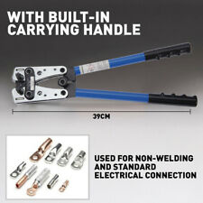 Cable Lug Crimping Tool For Wire Lugs With Battery Terminal,Copper Lugs 6-50mm²