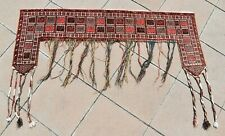 Marvelous Antique Rare Tribal Wall Decor Rug Collector's Item Tribal Ensi Rug