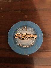 New listing $1 El Cortez Casino Chip Las Vegas Nevada